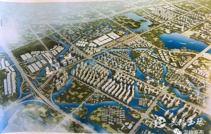 温岭市规划图纸
